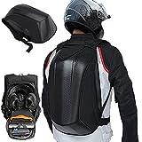 Best Motorcycle Backpacks - Motorcycle Backpack Waterproof Bag Men - Hard Shell Review