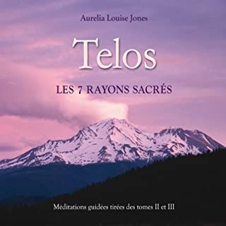 Couverture de Telos, les 7 rayons sacrés