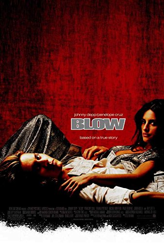 Blow Poster Film (27 x 40 pouces - 69 x 102 cm) (2001)