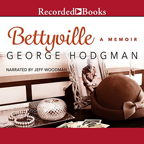 Bettyville audiobook cover art