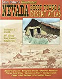 Nevada Ghost Towns & Mining Camps Illustrated Atlas Volume One-Northern Nevada (Nevada Ghost Towns & Mining Camps)