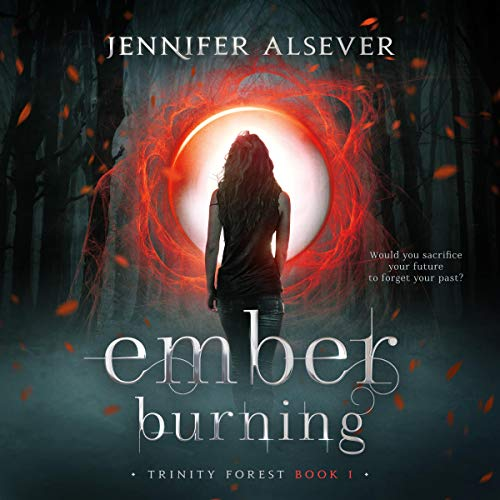 Ember Burning  By  cover art