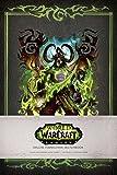 WORLD OF WARCRAFT - LEGION HARDCOVER BLANK SKETCHBOOK