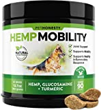 Eases Joint Stiffness Due To Normal Daily Activity - A powerful combination of ingredients like Glucosamine HCL, MSM, Turmeric, Green Lipped Mussel and Organic Hemp Oil work together to support a normal inflammatory response, and provide building blo...
