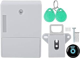 Kast- en meubelsloten, RFID Verborgen kast/lade Digitaal slot, Verborgen elektronische sensor DIY-slotkits voor houten kas...