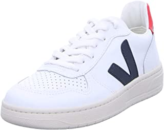 Veja Femme V-10 Basket Extra-White/Nautico/Pekin