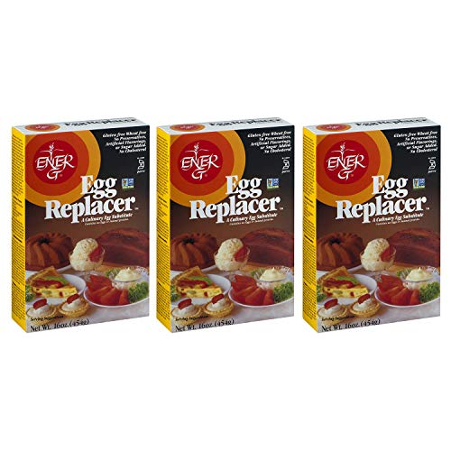 Ener G Egg Replacer 16.0 Oz (Pack of 3)
