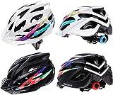 meteor® Fahrradhelm Herren Damen Kinder-Helm MTB rollerhelm mädchen Kinder-fahrradhelm Downhill...