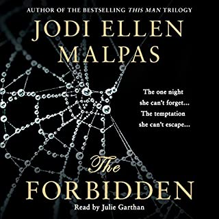 The Forbidden                   By:                                                                                                                                 Jodi Ellen Malpas                               Narrated by:                                                                                                                                 Julie Garthan                      Length: 11 hrs and 51 mins     91 ratings     Overall 4.4