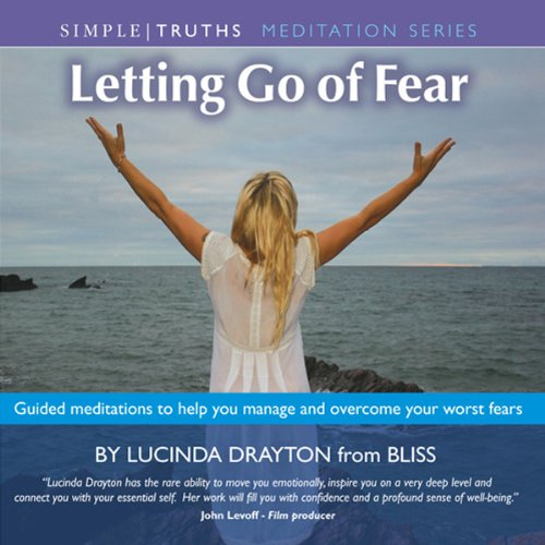 Letting Go of Fear audiobook cover art