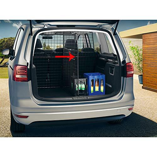 Volkswagen 7N0017222A Trenngitter längs Kofferraum Netztrennwand, nur 7-Sitzer (nur in Verbindung mit 7N0017221C verwendbar)