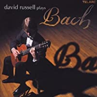 David Russell Plays Bach by David Russell (2003-01-28)