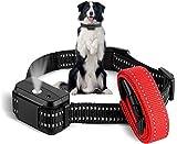 SUPERNIGHT Dog Training Collar, Anti Bark Spray Collar Citronella Collars Dog Bark Barking Device with 2 Free Adjustable Belt for 15~120lbs Dogs, No Shock SAFE HUMANE(Excludes Citronella Spray Refill)