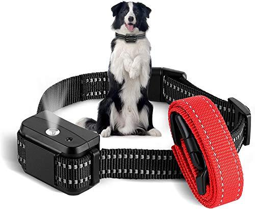 SUPERNIGHT Dog Training Collar, Anti Bark Spray Collar Citronella Collars Dog Bark Barking Device...