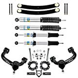 WULF 3.5' Front 2' Rear Leveling Lift Kit with Control Arms and Bilstein Struts and Shocks...