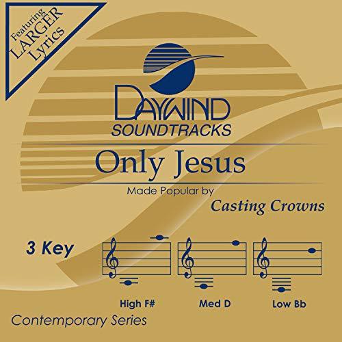 Only Jesus [Accompaniment/Performance Track]