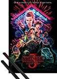 1art1 Stranger Things Poster (91x61 cm) Summer of 85
