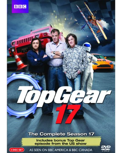 Top Gear: The Complete Season 17
