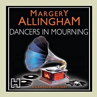 Dancers in Mourning audiobook cover art