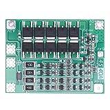 Gesh 4S 40A Li-Ion batería de litio 18650 cargador PCB BMS Junta con equilibrio para el motor de taladro 14.8V 16.8V Lipo Cell Module