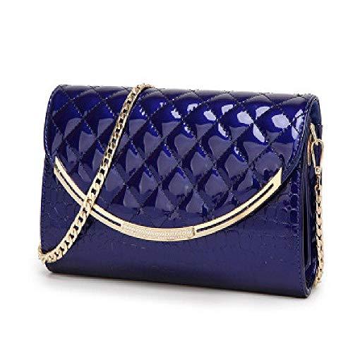 Female Bag Tide Paint Rhombus Chain Handbag Shoulder Bag
