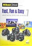 School DVD - Fast; Fun & Easy 7 for D3000; D3100; D5000; D5100 and D7000
