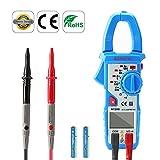 Pinza amperimétrica profesional 600A