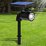 Lamparas Solares 800 Lumens Ultra Potente 8 LED...
