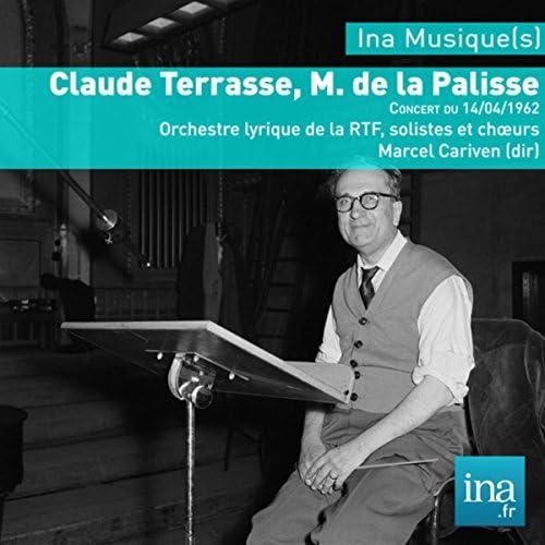 Orchestre Lyrique de la RTF, & Marcel Cariven