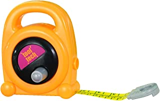 Constructive Playthings Big Tape Measure for Kids, Educational Pretend Play Toy for Children