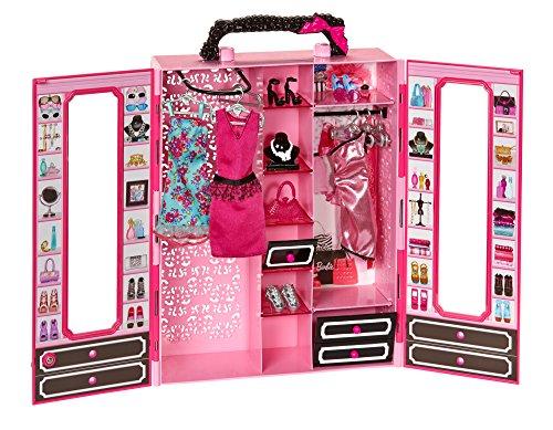 Barbie - BMB99 - Poupée - Mon Fabuleux Dressing Barbie