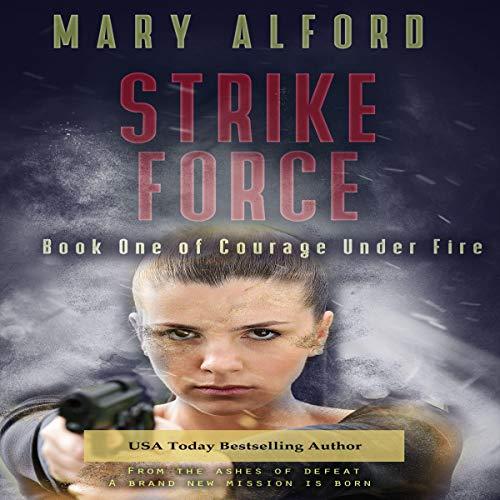 『Strike Force』のカバーアート