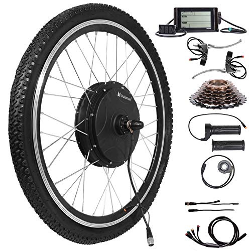 Voilamart 26' Rear Wheel Electric Bicycle...