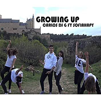 Growing Up (feat. Sofiahapy)