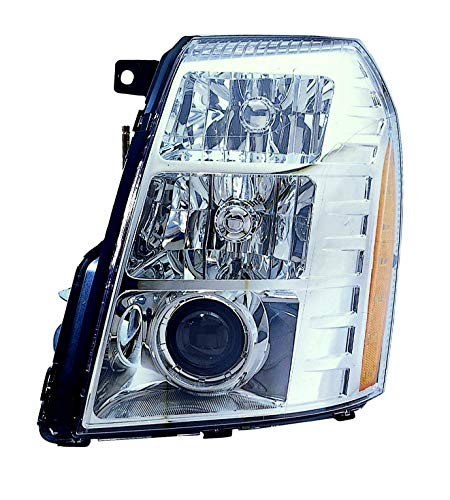 DEPO 332-11B3L-ASH Replacement Driver Side Headlight Assembly (This product is an aftermarket product. It is not created or sold by the OE car company)