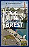Chat noir à Brest par Le Pensec