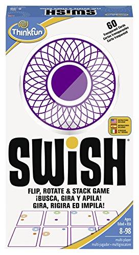 Think Fun- Swish Juego de habilidad (Ravensburger 76328) , color/modelo surtido
