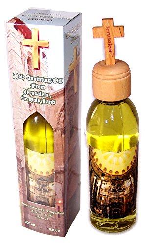 Jerusalén Santo Sepulcro Aceite de Unción - 200ml