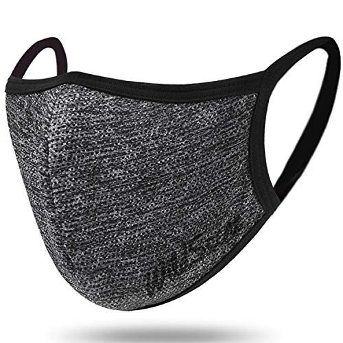 Wild Scene スポーツマスク 3枚セット 【 釣具メーカーが開発した 冷感マスク 】 男女兼用 繰り返し 洗える タフ設計 メッシュ ランニング 運動用