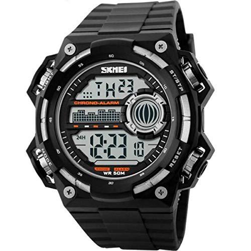 Relógio Masculino Skmei Digital 1115 - Preto/Cinza