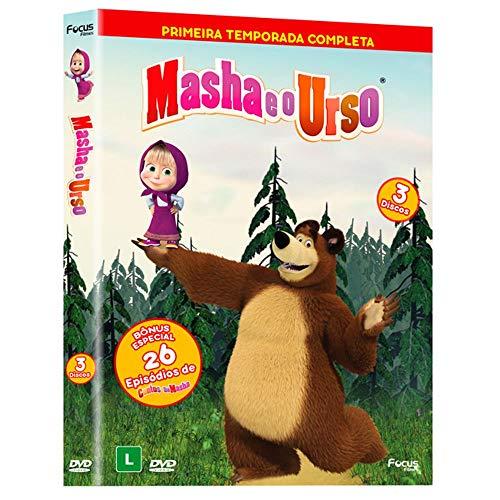 Box Masha E O Urso