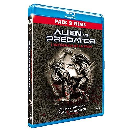 Alien vs. Predator - L'intégrale de la saga [Blu-ray]