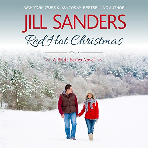 Red Hot Christmas audiobook cover art