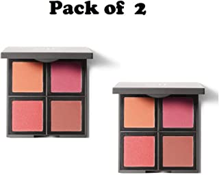 Pack of 2 e.l.f. Blush Palette, Dark 83315