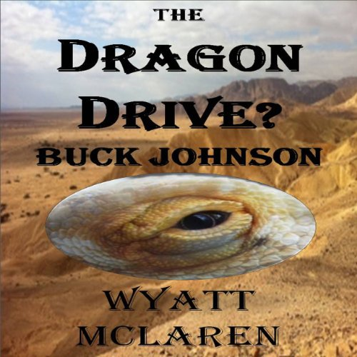 Buck Johnson audiobook cover art