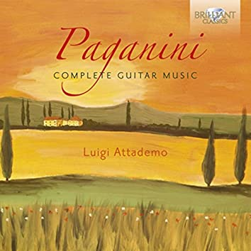 Paganini: Complete Guitar Music