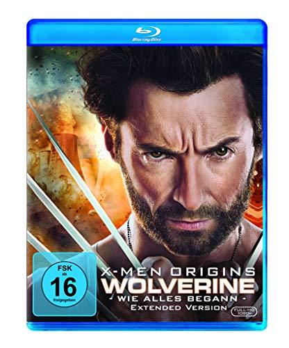X-Men Origins - Wolverine - Extended Version [Blu-ray]