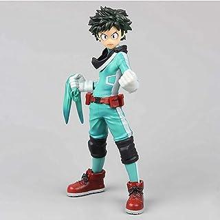 XINKONG Modelo Toy Statue My Hero Academy Modelo de Juguete Personaje de Dibujos Animados Manualidades/Decoraciones/Coca Cola Congelada/Green Valley Durante Mucho Tiempo (Color : B)