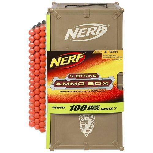 Hasbro Nerf Dart Ammo Box - Micro Sonic Darts
