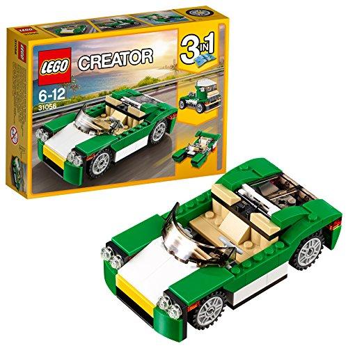 LEGO Creator 31056 - Decappottabile, Verde